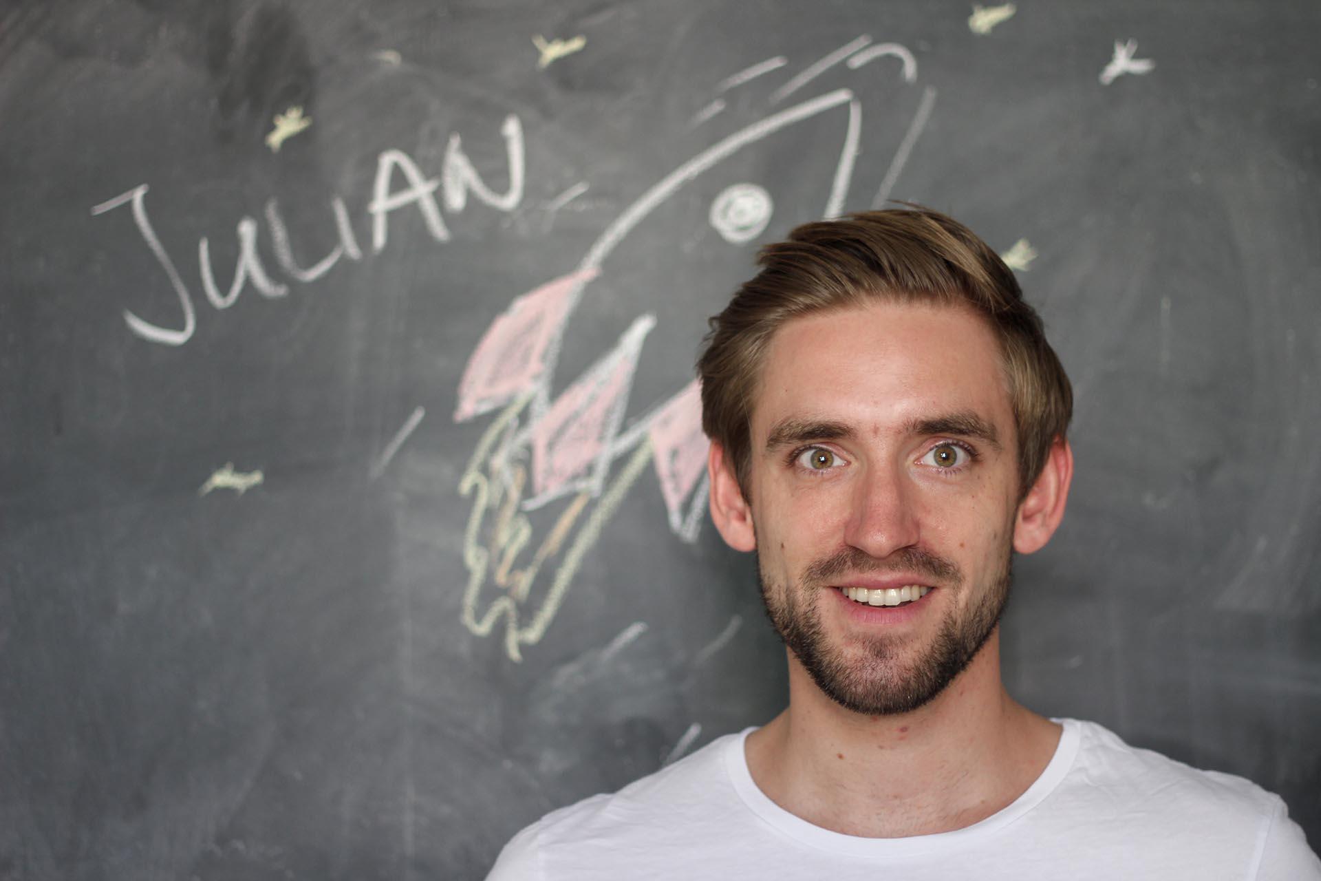 Julian Jost Gründer von Spacebase