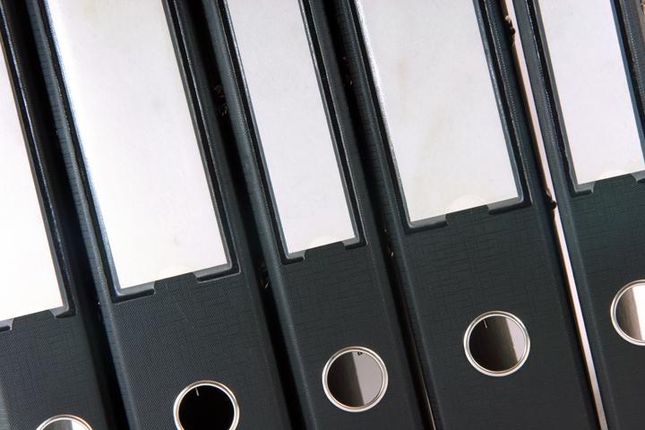 Briefe - Verzeichnisse - Ordner