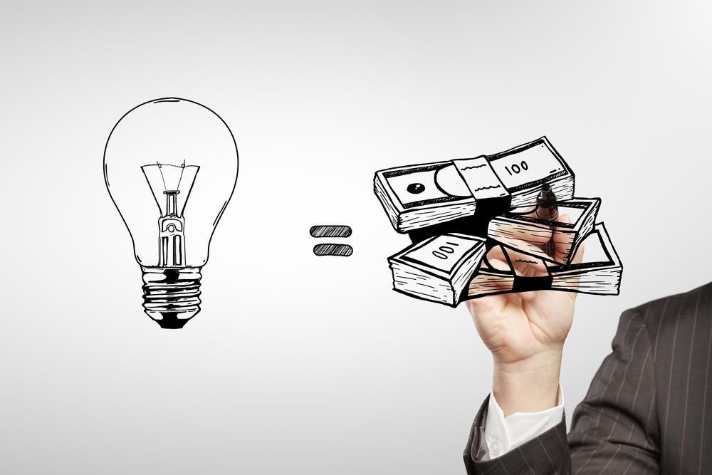Idee - Mehr einnahmen - besser gründen