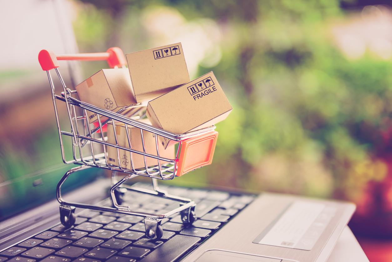 Online shop erstellen